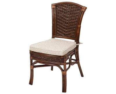 ALEXA стул обеденный без подлокотника, орех