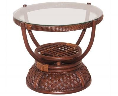 ANDREA столик кофейный (античный орех)