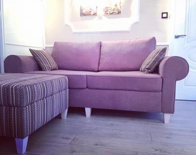 Прямой диван-12