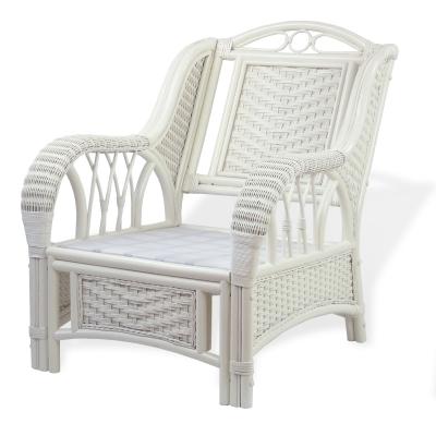 ALEXA кресло для отдыха, белое
