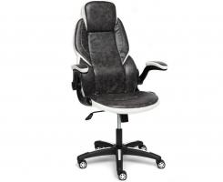 Кресло BAZUKA с белыми вставками
