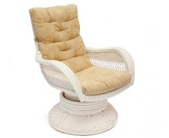 ANDREA Relax Medium кресло-качалка (White)