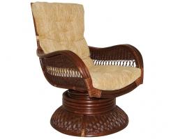 ANDREA Relax Medium кресло-качалка (античный орех)