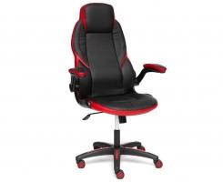 Кресло BAZUKA с красными вставками