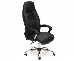Кресло BOSS люкс хром