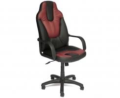 Кресло NEO (1) черный/ бордо