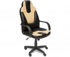 Кресло NEO (1) черный/ бежевый