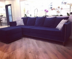 Прямой диван-14