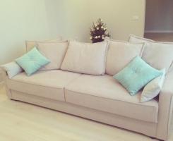 Прямой диван-15