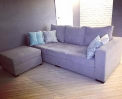 Прямой диван-16