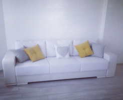 Прямой диван-23