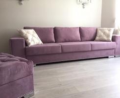 Прямой диван-4
