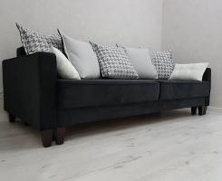 Прямой диван-5