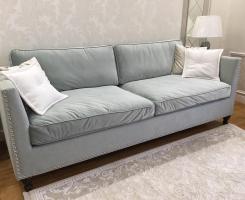 Прямой диван-6