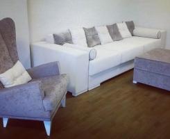 Прямой диван-8