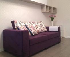 Прямой диван-1