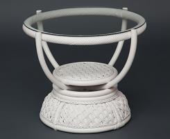 ANDREA столик кофейный (White)